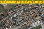 Terreno edificabile per costruire palazzo con 7 appartamenti o villa